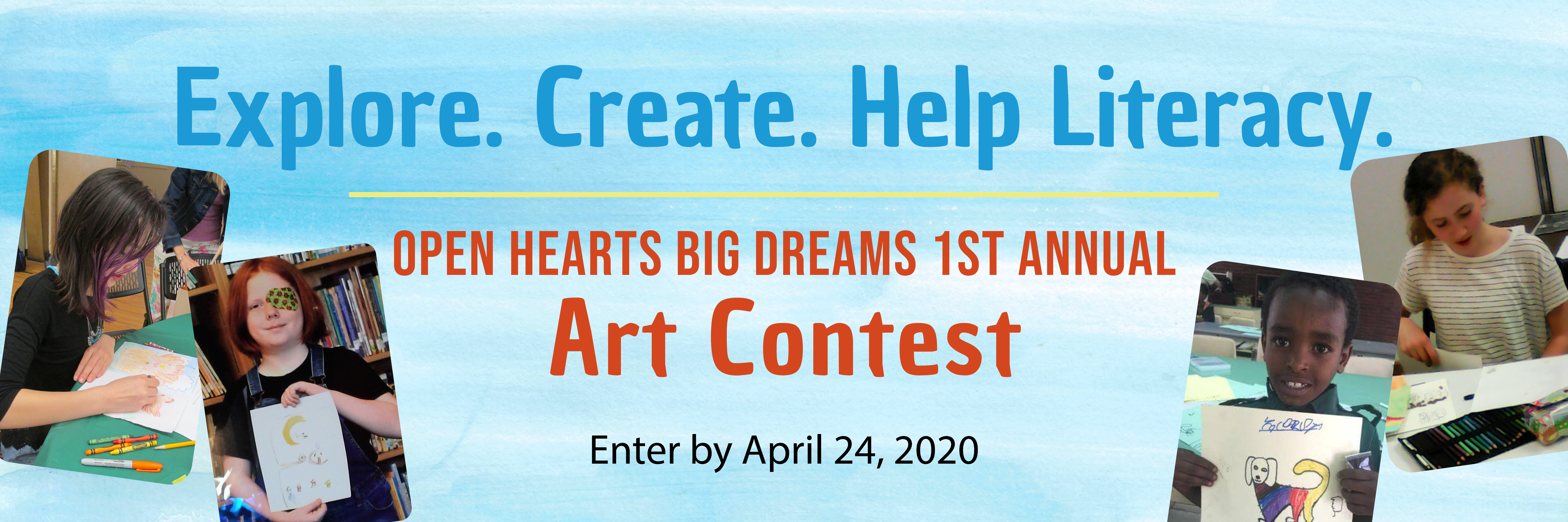 Art Contest_Website Header