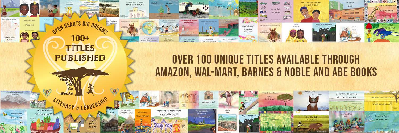 #ReadySetGo Books 100th Title Publishing Milestone